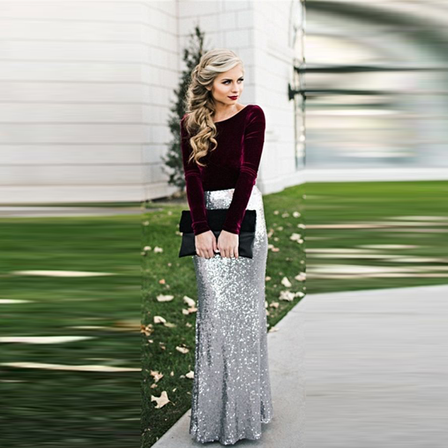 Find great deals on eBay for long sequin skirts. Shop with confidence.