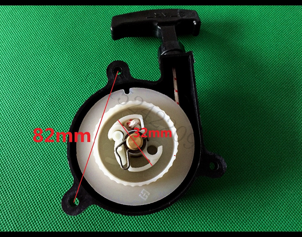 4203 190 0405 Recoil Pull Starter For Stihl BR320 BR340 BR380 BR400 BR420 Blower