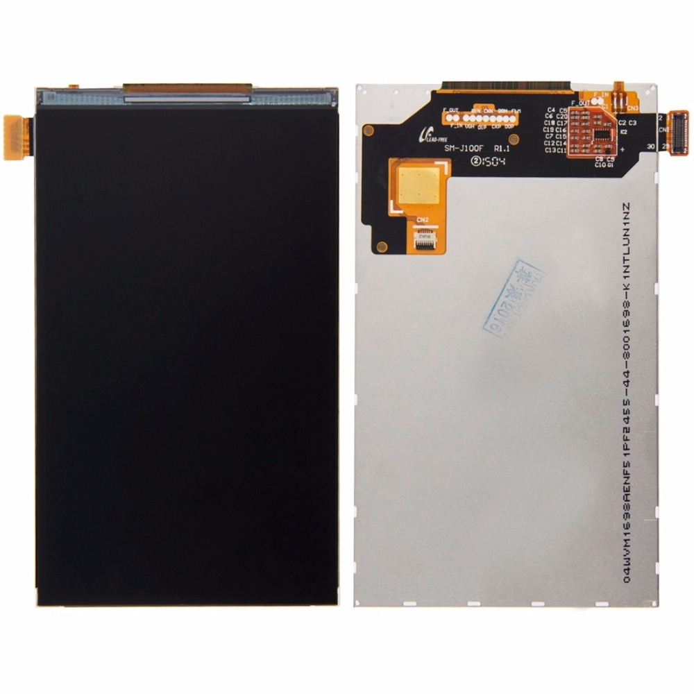 New J100 Lcd Touch Screen For Samsung Galaxy J1 Sm J100f J100h Touchscreen White Oem Ipartsbuy Display Replacement