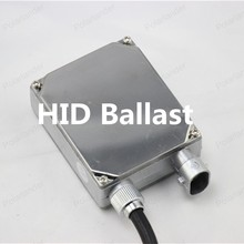 Polarlander 2pcs Free Shipping 35W HID Xenon Ballast 12V AC ALuminum Sliver Design