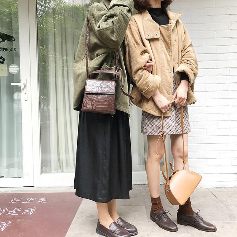 Chauve souris Rétro 2 Femmes 1 Mode Simple Manteaux En Côtelé Befree Chaqueta Velours Et Chaud Harajuku 2019 Mujer Poches Vestes Manteau 3 Manches De PwxPCrFqv
