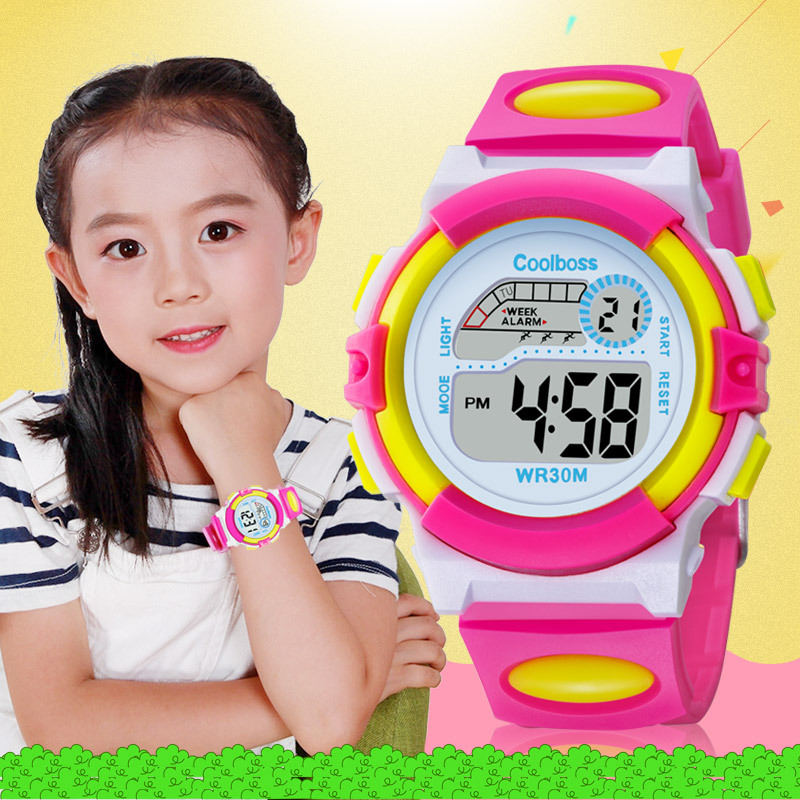 coolboss-children-wristwatches-kids-led-electronic-double-display-watch-fashion-boy-girl-clock-waterproof-battery-durable-watche
