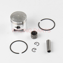 40-6 Engine 40mm Cylinder Head With Piston kit for 49cc Mini Dirt bike ATV Quad Pocket Ring 2017 Brand New