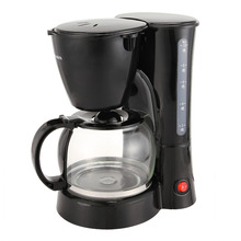 цена на 800W 1.5L Electric Drip Coffee Maker household coffee machine 12 cup tea coffee pot 220V