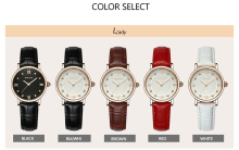SANDA Brand Fashion Leather Bracelet Watches Women Diamond Elegant Dress Wrist watch Geneva Casual Gold Ladies Clock 2017 Saat