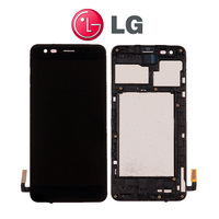 For LG K4 2017 M160 LCD Display Touch Screen Digitizer With Frame Assembly Or LCD No