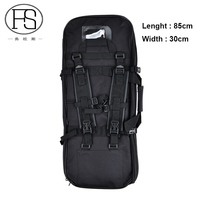 Tactical Nylon Backpack Rifle Backpack 85cm Length Gun Production Men Tactical Hunting Pouch Hiking Backpack Outdoor