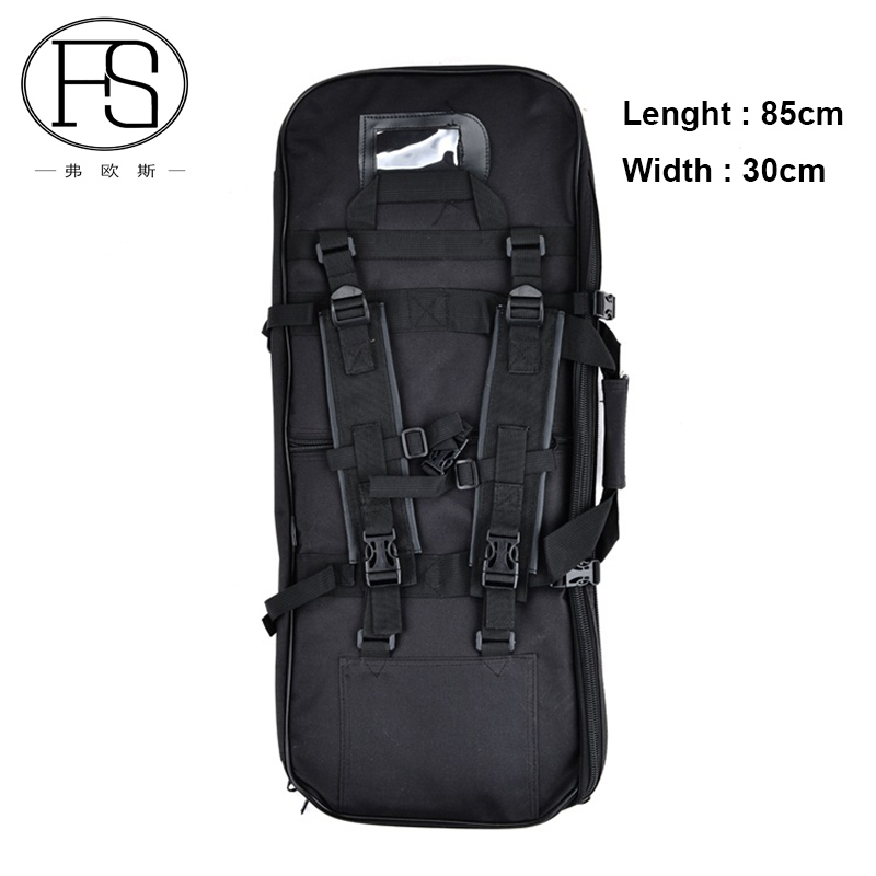 Tactical Nylon Backpack Rifle Backpack 85cm Length Gun Production Men Tactical Hunting Pouch Hiking Backpack Outdoor Bug Out Bag jinjuli nylon tactical pouch