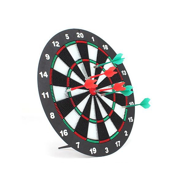 Safety Dart Board Dart Dish Suits Outdoor Fun Sports Game Toys For
