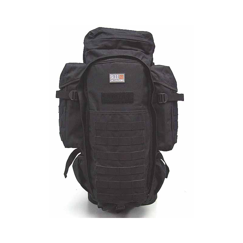 Tactical 911 Backpack Solid Nylon Wearproof Outdoor Sport Climbing Hiking Backpack 60L Molle Hunting Bag Wholesale