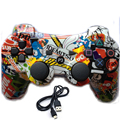 Wireless Joystick Bluetooth Dual Vibration Game Controller For PS3 Game play station3 Gamepad 3 Joystick Gamepad PS3 Controller