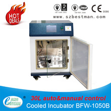 Warm cabinet blood and fluid thermometer 30L big capacity cooler and warm function 5 to 60