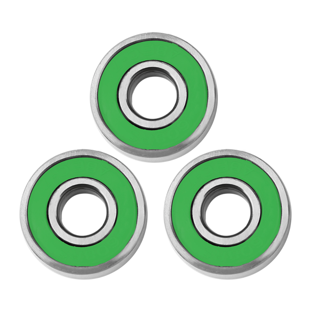 Kimtime Wheel Spiner Fidget Hand Spinner Metal Toys Finger Mainan 3 Circle Arms 3pcs Relax Pressure Toy Fingertip Gyro Accessories Steel Weight