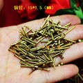 500PCS brass cross with flat head screws 1.2mm*8mm
