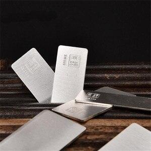 10G 49*19*0.7mm Fine Silver S9