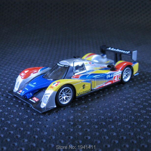 High Simulation Exquisite 1:64 French Norev Peugeot 908 supercar Diecast Collection Model Gift