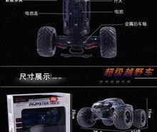 Лидер продаж RC автомобилей 9115 2,4 г 1:12 1/12 масштаб автомобилей сверхзвуковой Monster Truck Внедорожник Багги электронные игрушки
