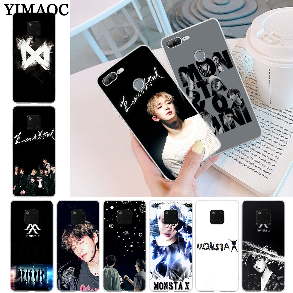 Cheap and beautiful huawei y6 2018 kpop case in All Product