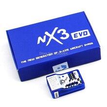 1 pièces à voilure Fixe Vol Gyro Équilibreur NX3 EVO Vol Contrôleur de Stabilisation NX3 EVO de Commandes de Vol pour 3D 2D Vol