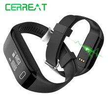 H3 Смарт часы вызова сообщение напоминание сердечного ритма Мониторы активности Фитнес трекер Смарт Браслет Для Xiaomi телефон