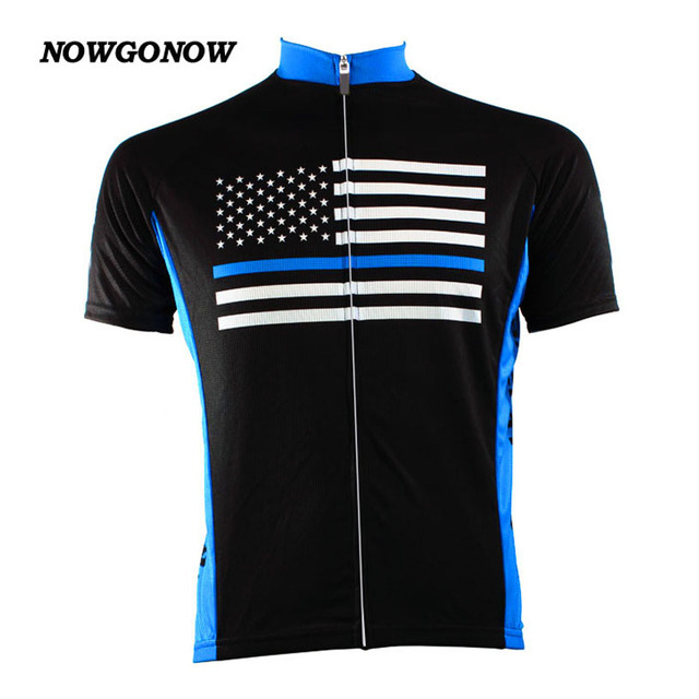 cbab3bc9a Wholesale custom MEN cycling jersey United States flag classic Retro  clothing bike wear hot road maillot ropa ciclismo NOWGONOW