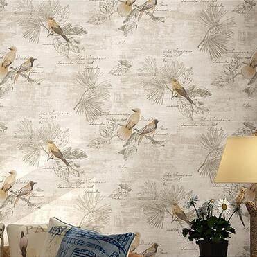Landelijk Behang. Amazing D Behang Beige Dutch Idea Of Art With ...