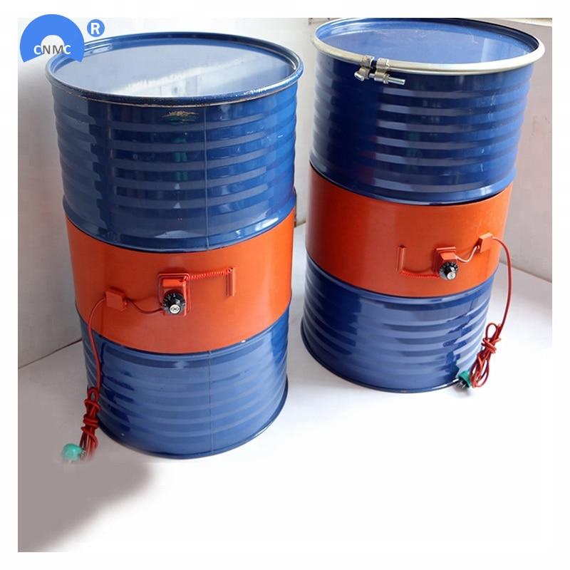 Calentador de tambor de silicona de 220 V 1000 w 1740mm * 125mm-in Almohadillas eléctricas from Hogar y Mascotas    1
