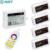 1pcs Milight Wifi 2.4g RF Led Controller+4pcs RGB/RGBW/RGB CCT Controller+1pcs Led Remote Control for Led Strip