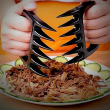 New Arrival Shredding Pulling Grill Tools Meat Fork Kitchen Gadgets Handler Bear Claw BBQ Forks