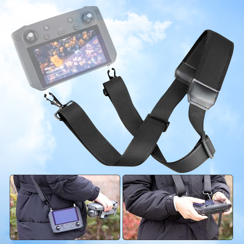 For DJI Smart Controller Neck/Shoulder Strap Lanyard For DJI Remote Control With Screen DJI Mavic 2Pro&Zoom Strap Accessories