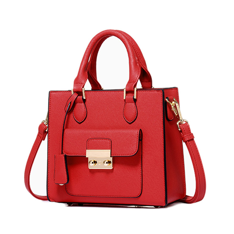Fansiman 2019 New Famous Brand Women Shoulder Bags Pu Leather Fashion Handbags Female Small Messenger Bag