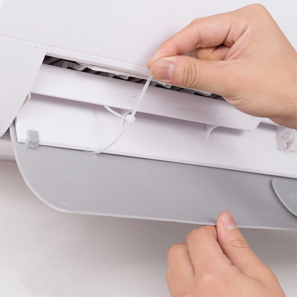 2019 капельница пластиковая ветрозащитная воздушная демпфера прочная расширяемая спальня кондиционер лобовое стекло для гостиницы