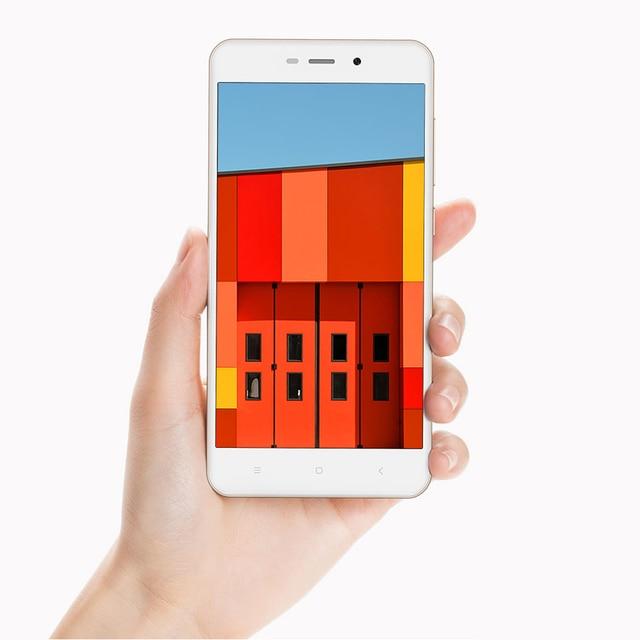Original Xiaomi Redmi 4A Mobile Phone Snapdragon 425 Quad Core CPU 2GB RAM 16GB ROM 5.0″ 720P 13.0MP 3120mAh Battery MIUI8.1 OS