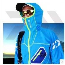 Уличная рыболовная одежда анти-УФ рыболовная ткань быстросохнущая куртка мужская спортивная куртка с капюшоном рыболовный жилет со светящимися 3XL 4XL