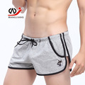Cotton Sexy Men Shorts Casual Wear Pocket Pouch In Man Cargo Workout Short Board Beach Clothing Wangjiang Brand Good Quality