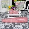 Big Size Rose Quartz Body Massage Wand And Yoni Egg For Kegel Exercise Sex Toy Pleasure
