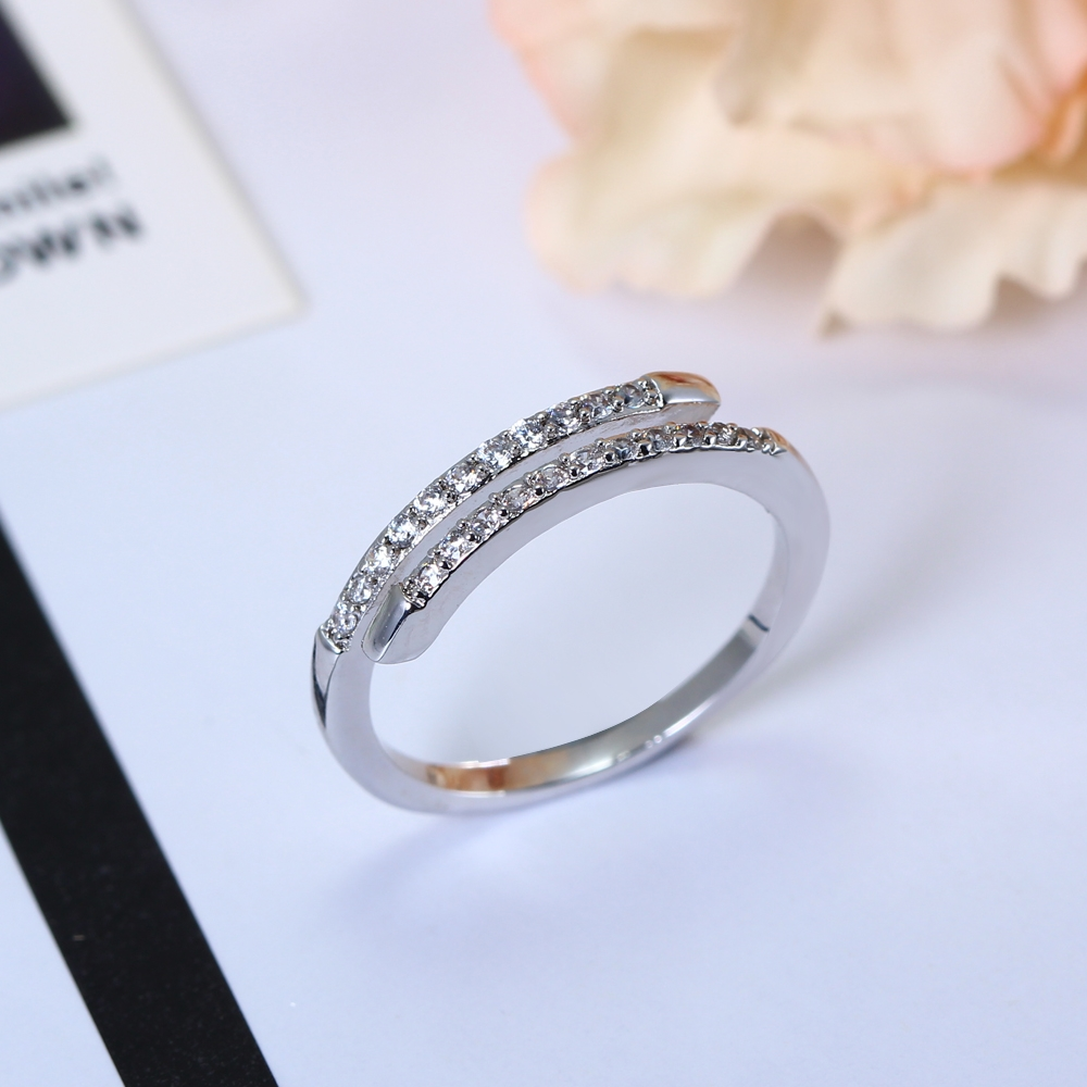 com new silver design from sterling jewelora for dhgate finger trendy women fashion midi casual product jewelry solid anchor rings