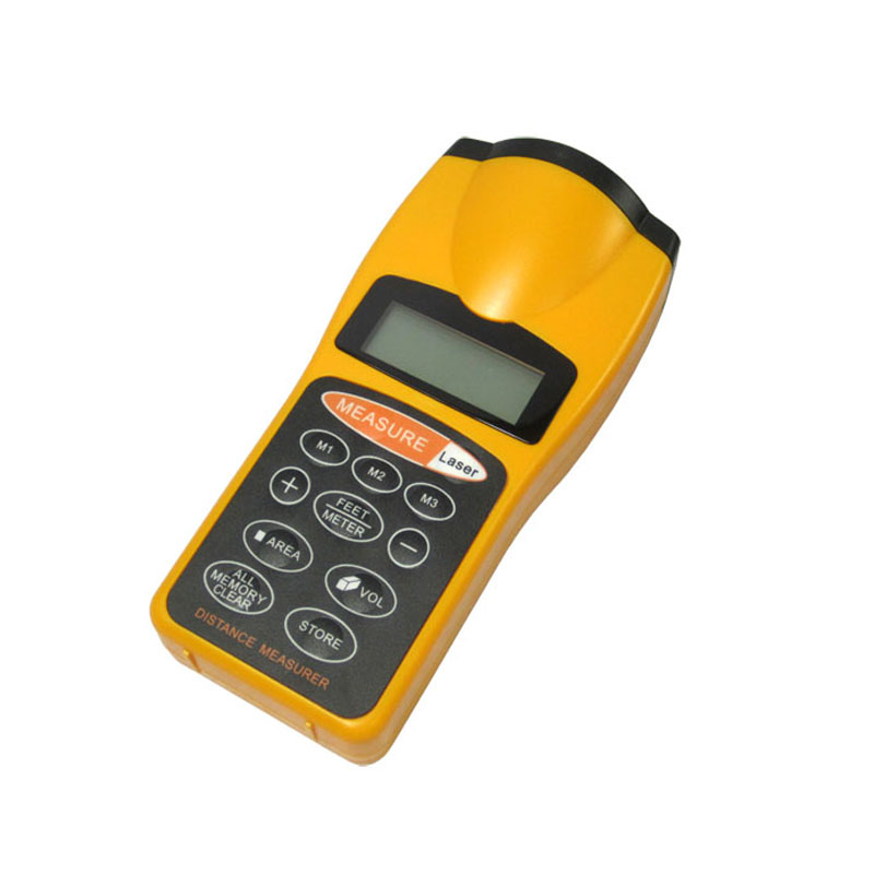 Фото New CP-3007 laser distance meter measurer laser rangefinder medidor trena digital rangefinders hunting laser measuring tape