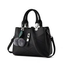 LOVAKIA Sweet Fashion Leather Women Messenger Bags Handbags Women Famous Brands Shoulder Crossbody Bag High Quality Tote Bag