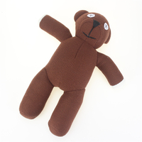 35cm Funny Mr Bean Stuffed Plush Animals Teddy Bear Stuffed Teddy Bear Dolls Cute Plush Toys