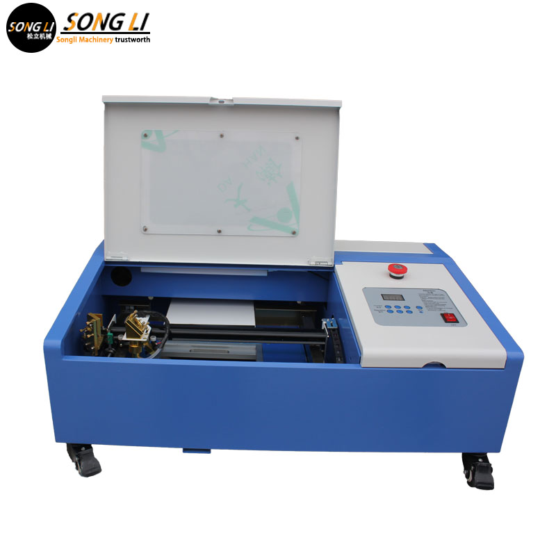 Mchuang Brand 3020 Laser Engraving Machine 50W Used For Cutting Bamboo,wood Products,  Bathroom, PVC