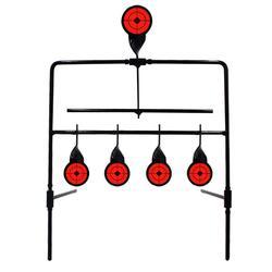 جديد الرماية 4 أهداف التلقائي إعادة الدورية في الهواء الطلق الصيد تارجت مفيدة الهدف gz360005