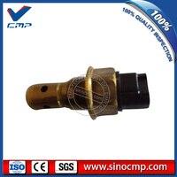 SK210-8 חופר Kobelco חיישן טמפרטורת דלק VH834201250A S8342-01250