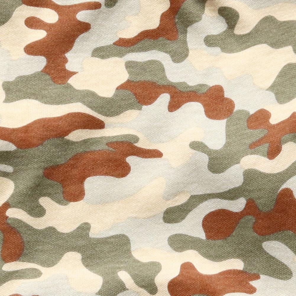 Камуфляж печати зима Pet футболка толстовка Пальто; костюм маленькая собака Костюмы