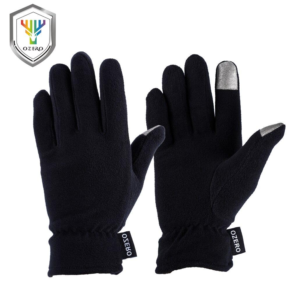 New Men's Touch Screen Warm Gloves Winter Outdoor Sports Waterproof Below Zero Snowboard Ski Cycling Gloves For Men Women 9006