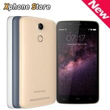 Touch id homtom ht17 h17 pro 5.5 дюймов android 6.0 4 г LTE Смартфон 8 ГБ + 1 ГБ/16 ГБ + 2 ГБ MT6737 Quad Core 1.3 ГГц Мобильного телефона