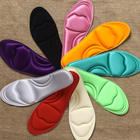 2 pair lot memory form insoles shock absorbant foot massage insole for man and women.jpg 200x200