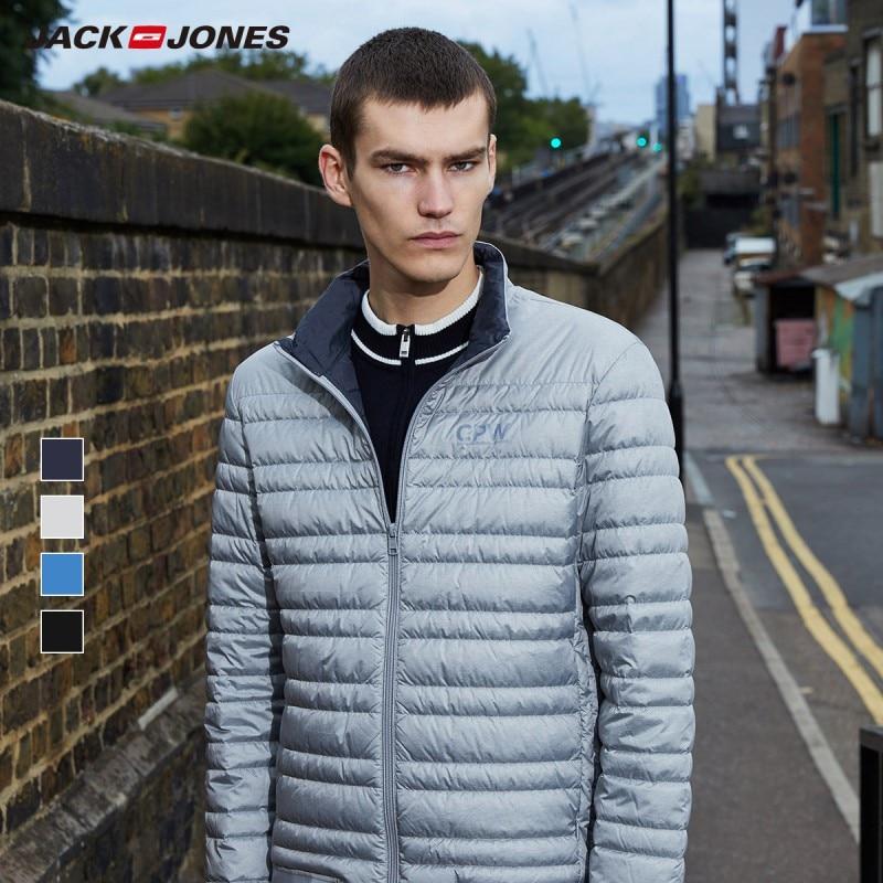 JackJones de invierno de los hombres de luz peso corto al aire libre ropa de invierno Casual moda jacketCoat prêt   218312527  