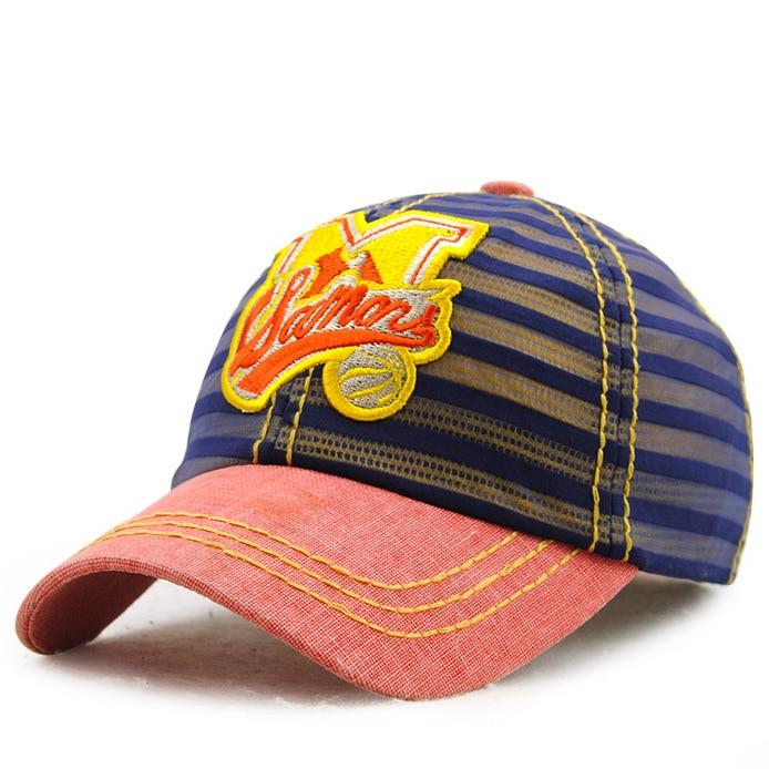[JAMONT] Kasual Anak-anak Topi Musim Semi Musim Panas Topi Baseball - Aksesori pakaian - Foto 5