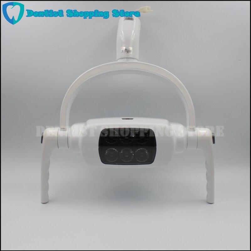 คุณภาพดีทันตกรรม induction โคมไฟ LED Oral การทำงานสำหรับทันตกรรมหน่วยเก้าอี้-ใน อุปกรณ์ฟอกฟันขาว จาก ความงามและสุขภาพ บน   1